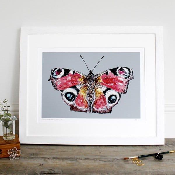 "16 x 20"" mounted fine art print"