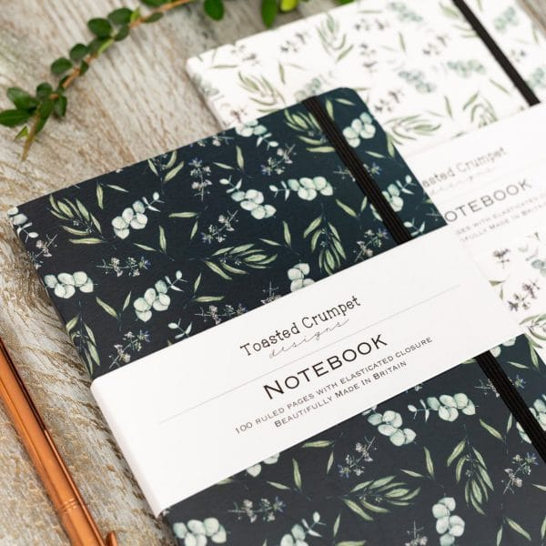 A5 Lined Notebooks